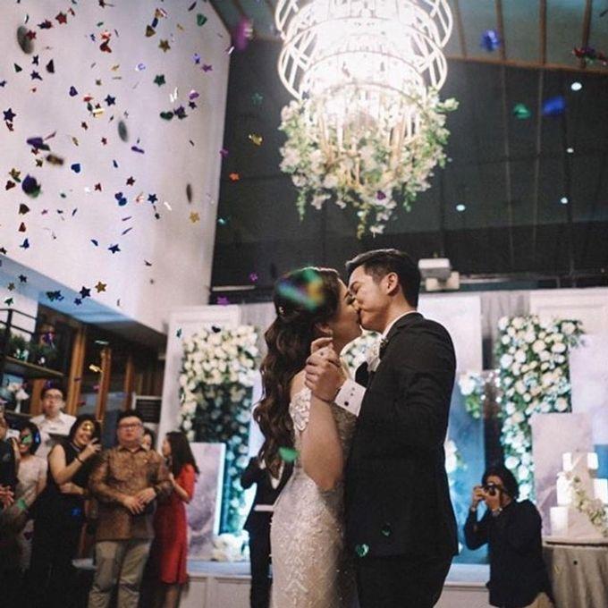 Premium Intimate Wedding at Ambhara Hotel Jakarta by Bright Wedding Jakarta - 001