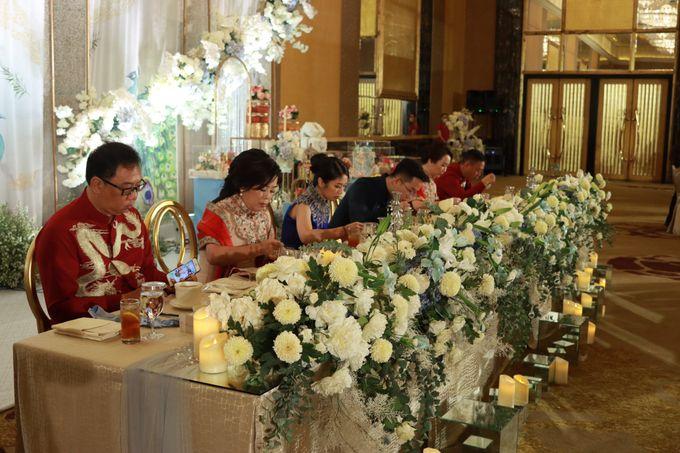 Entertainment Sangjit Hotel Mulia Jakarta by Double V Entertainment by Albert Yanuar - 017