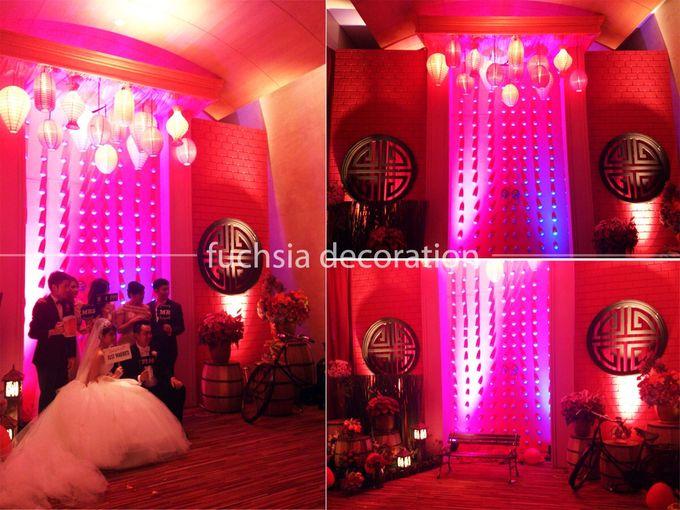 Oriental Wedding by Fuchsia Decoration - 003