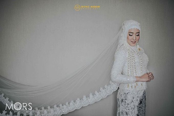 The Wedding of Ayu & Jodi by Berkat Kebaya By Devina Shanti - 004