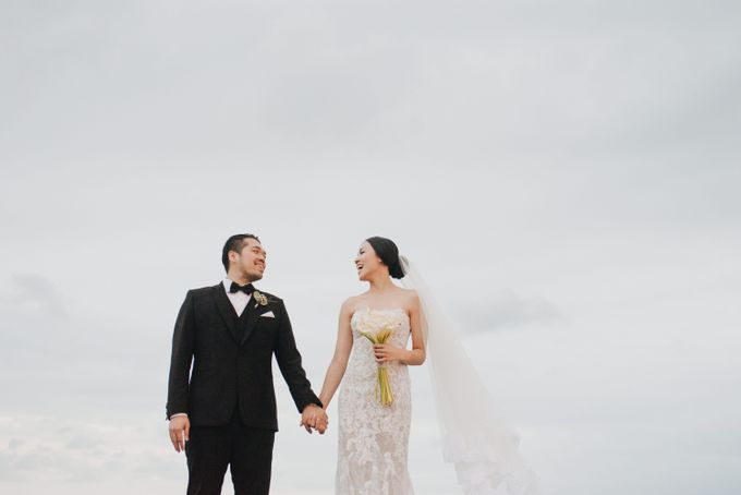 Felicia & Lonardo by Bali Wedding Paradise - 024