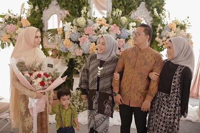 Engagement Maureen Adi by Chandira Wedding Organizer - 005