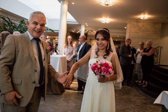 Wedding Johan - Sharina by Vivi Christin Makeup Artist & Hair Stylist - 001