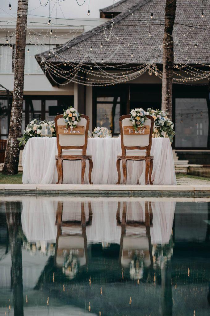 The Wedding of  Tommy & Jenifer by Bali Yes Florist - 006