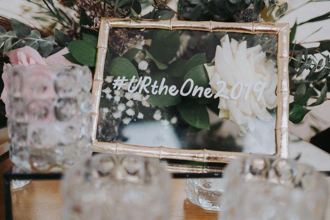 Romantic-Modern Wedding at Alila Uluwatu by Silverdust Decoration - 007