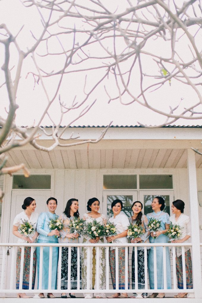 Mixed Culture Wedding Ever at huahin Thailand by Kanvela - 010