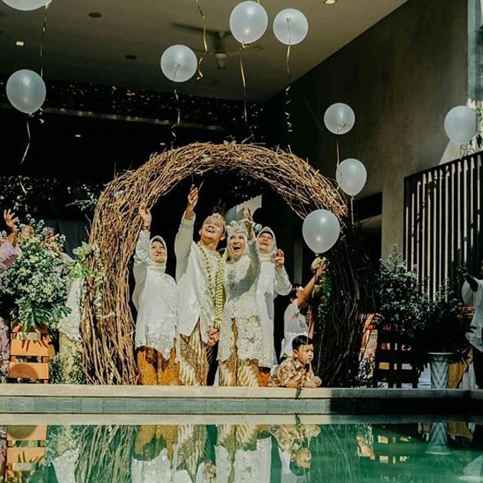 Wedding Of Adhelia & Bobby by Azila Villa - 005