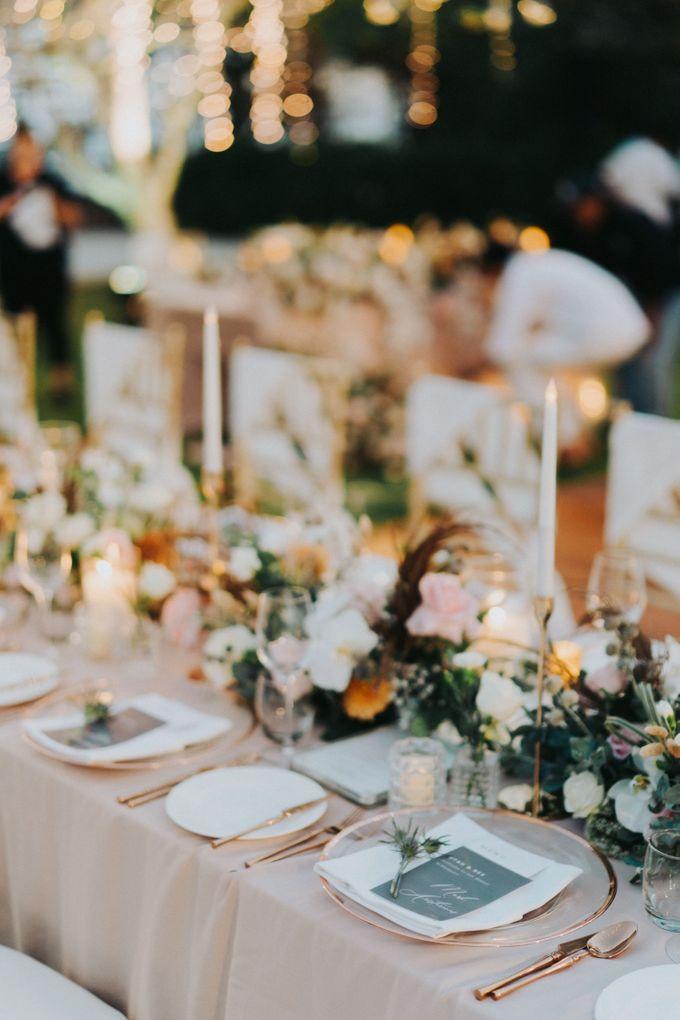 Romantic-Modern Wedding at Alila Uluwatu by Silverdust Decoration - 009