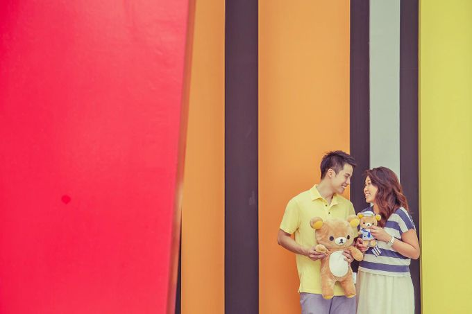 When yellow meets blue by Renatus Photography | Cinematography - 002