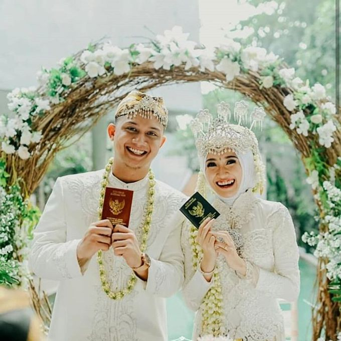 Wedding Of Adhelia & Bobby by Azila Villa - 002