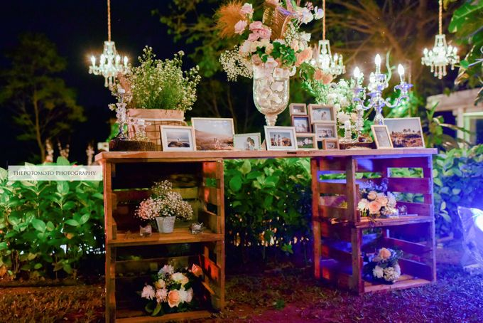 BETHILA & OBED by Raffles Hills Cibubur - On Green Garden Venue - 012