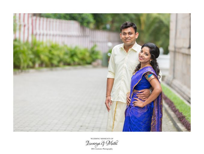 Wedding of Ishwariya & Mathi by DR Creations - 033