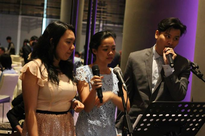 Tag Team with Church Band in Park Royal Pickering - Andy Tamara & Martha Margaretha Lim Wedding by Ring of Blessings - 007