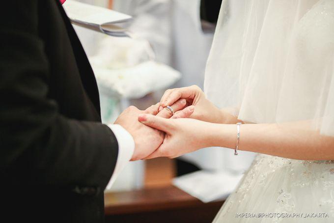 Yohanes & Vhina Wedding by Imperial Photography Jakarta - 033