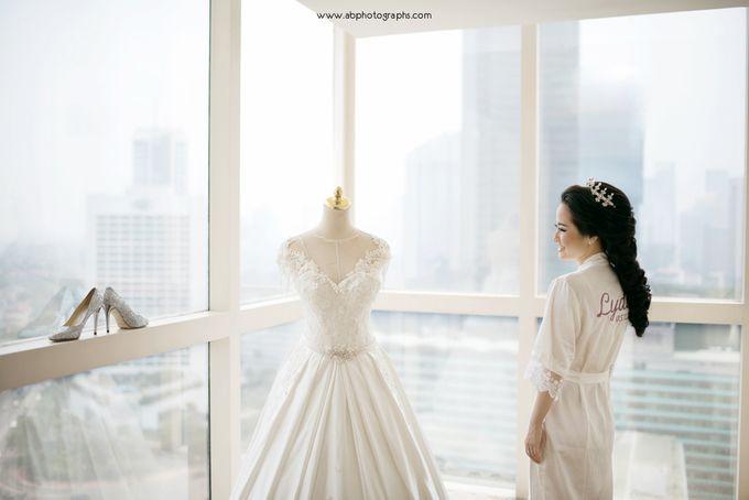 THE WEDDING OF RICHARD & LYDIA by Cynthia Kusuma - 031