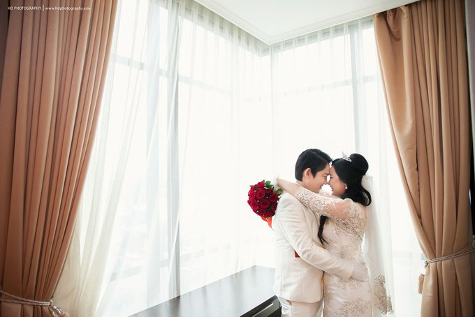 Elit Condro and Fransisca - wedding by HD Photography - 021