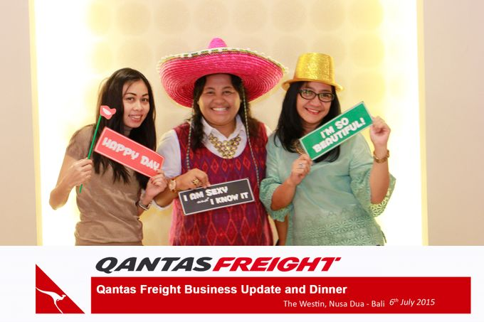 Qantas Freight Business Update and Dinner by Happy Moment PhotoBooth - 013