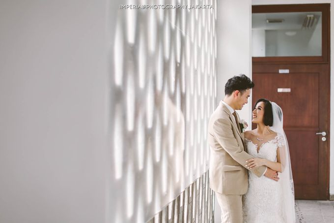 The One My Soul Loves | Kevin + Indy Wedding by Imperial Photography Jakarta - 032