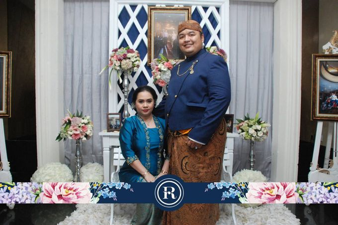 Wedding Of Rima & Rizky by Vivre Pictures - 009