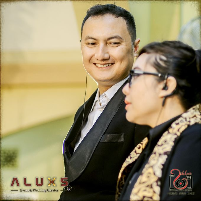The Wedding of Santa & Khresna by Alux's Event & Wedding Creator - 019