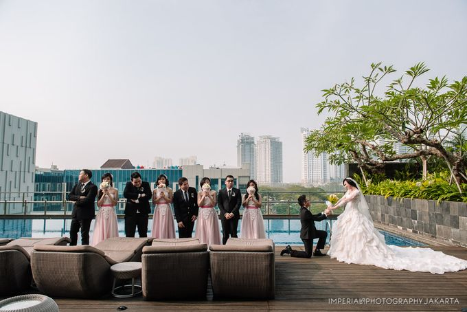 Yonathan & Dina Wedding by Imperial Photography Jakarta - 026