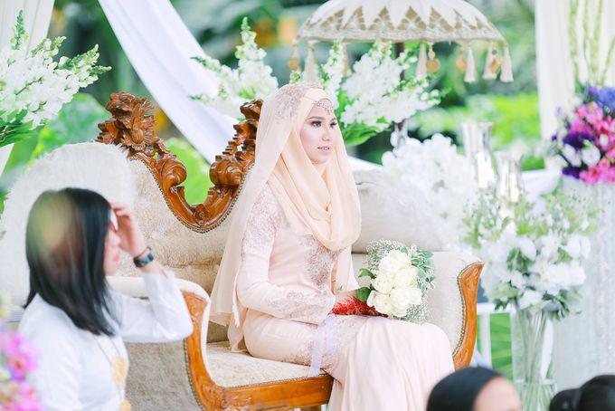 RAIHANA & MOHAMMAD by The Rafflesia Wedding & Portraiture - 030