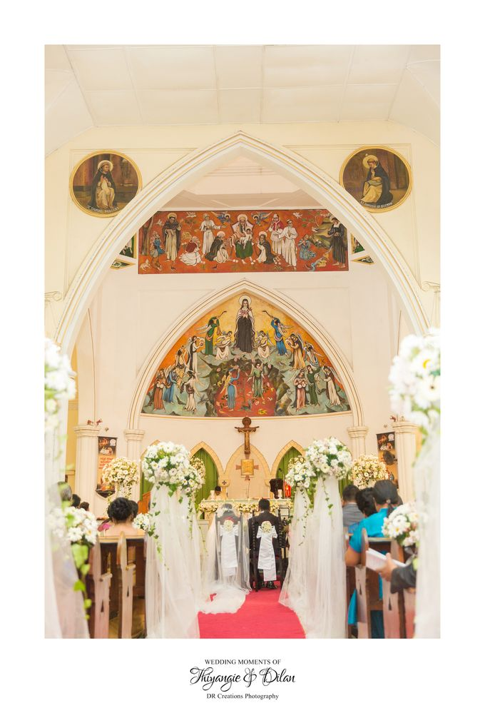 Wedding of Thiyangie & Dilan by DR Creations - 032