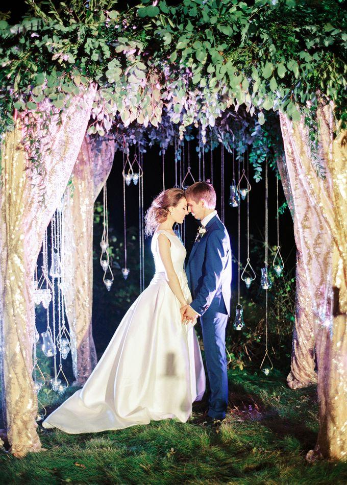 Golf club wedding for Nikolay and Kristina by BMWedding - 033
