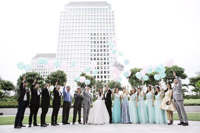 Giovanni & Audrey by Fairmont Jakarta - 016