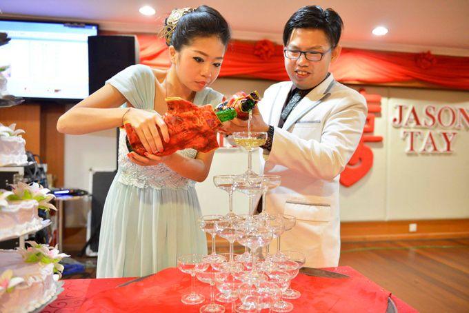 Cindy & Jason by Faith Wedding Event - 035