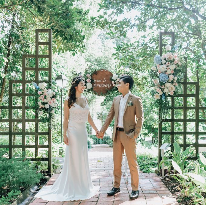 Dreamy and Whimsical Styled Shoot by O'hara Weddings - 007