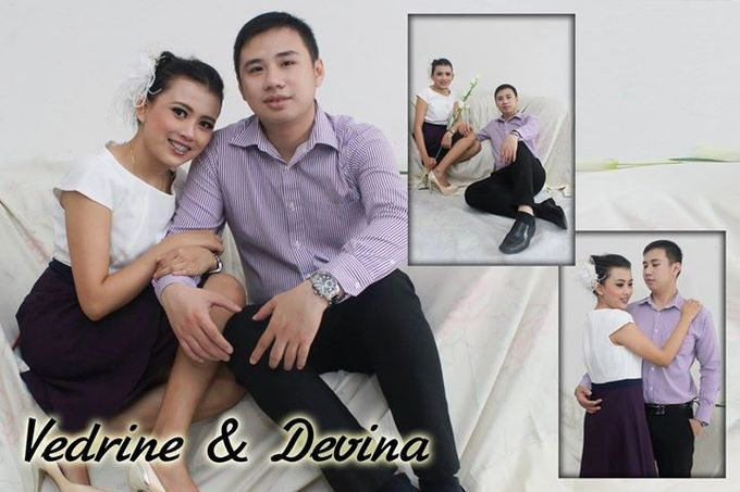 Devina & Vedrine Photoshoot by Charis Production - 002
