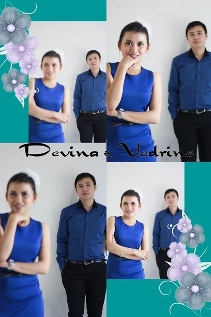 Devina & Vedrine Photoshoot by Charis Production - 005