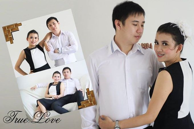 Devina & Vedrine Photoshoot by Charis Production - 006