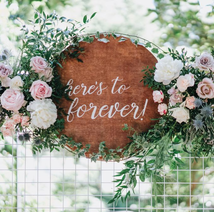 Dreamy and Whimsical Styled Shoot by O'hara Weddings - 009