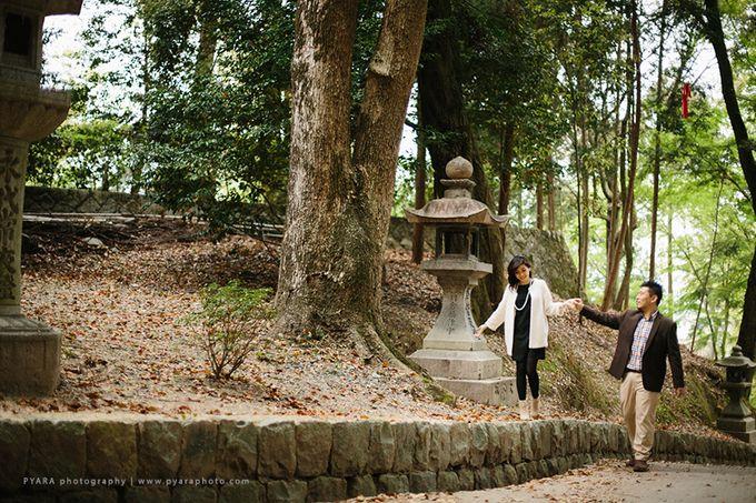 Selwyn Vitri | Japan Engagement Session by Carol by PYARA - 009