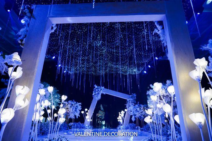 Jason & Devina Wedding Decoration by Valentine Wedding Decoration - 028