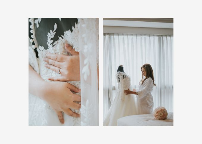Vince and Rhosiel Wedding by Fiat Lux Productions - 022