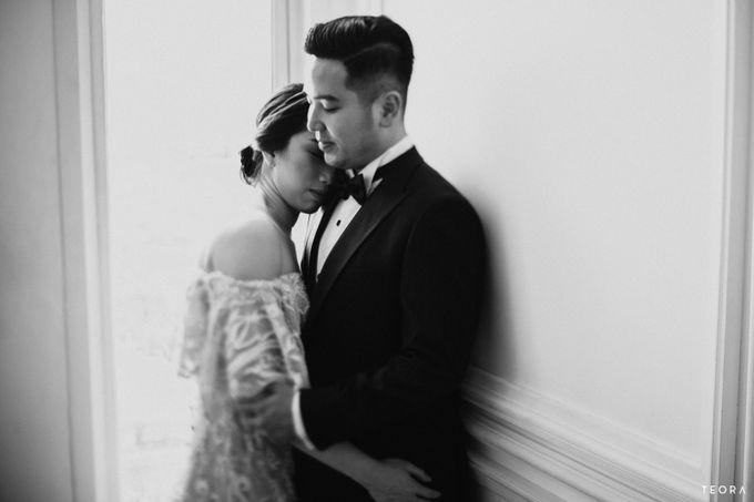 Endy & Selvi Jakarta Prewedding by Rent a Gown - 017