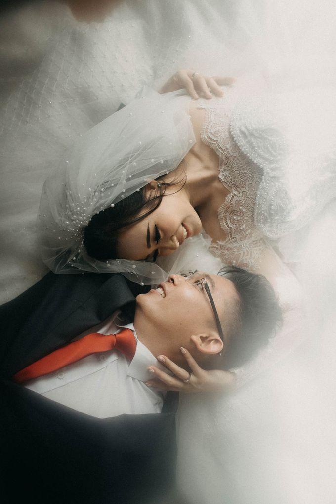HENDRA & JENNY WEDDING by DHIKA by MA Fotografia - 034