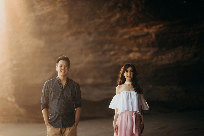 SUNDORO & LIA PREWEDDING by DHIKA by MA Fotografia - 034