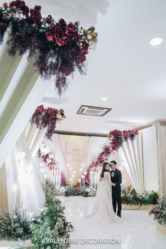 Ludwig & Eve Wedding Decoration by Andy Lee Gouw MC - 034