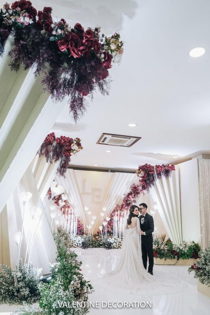 Ludwig & Eve Wedding Decoration by Valentine Wedding Decoration - 034