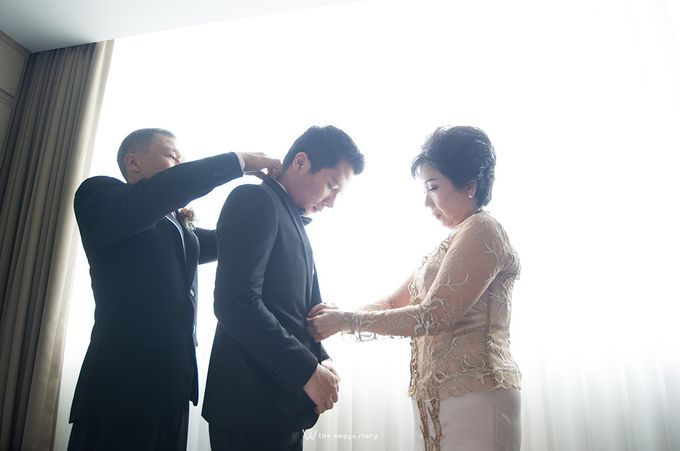 The Wedding of Gerry & Devina by The Wagyu Story - 034