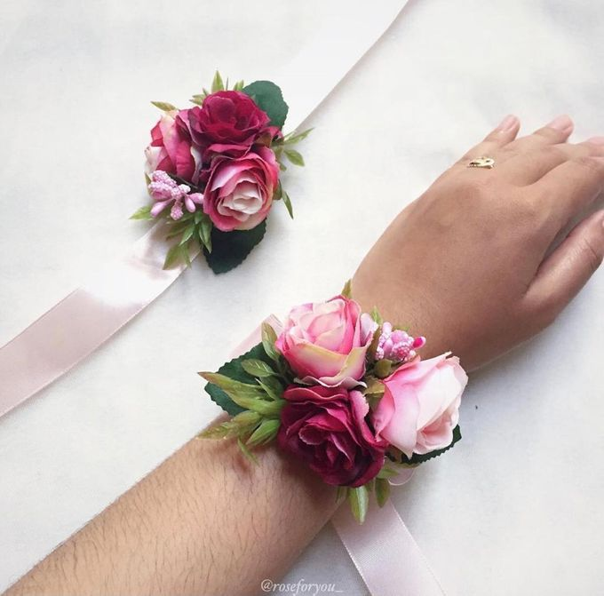 Boutonniere & Corsage by Rose For You - 034