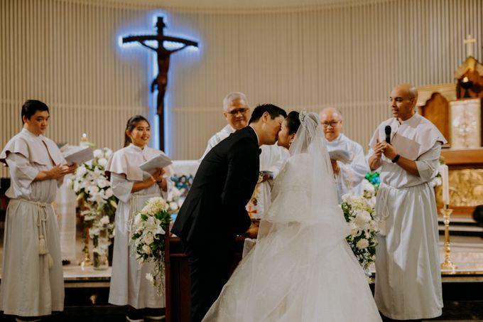 Nicole & Daniel Wedding at Menara Imperium by AKSA Creative - 030