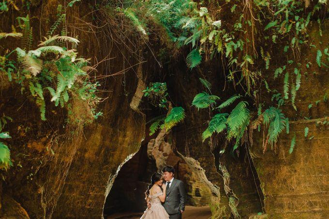 PRE - WEDDING SAMUEL & MERISA BY HENOKH WIRANEGARA by All Seasons Photo - 030