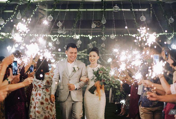 Johan & Finna Wedding by Sofitel Bali Nusa Dua Beach Resort - 034