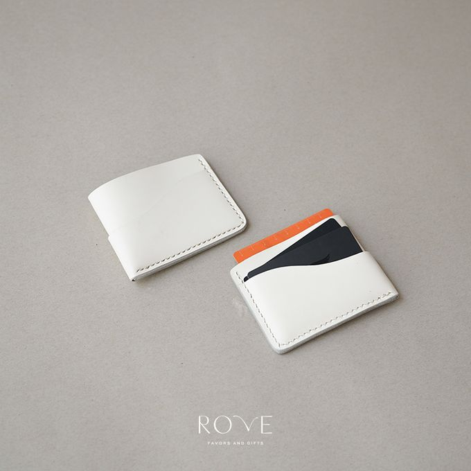 Yoel & Tamara - Custom Card Wallet by Rove Gift - 002