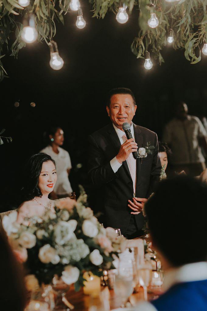 The Wedding of Ryoichi & Stephanie by BDD Weddings Indonesia - 029